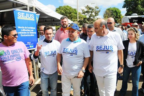 SEJUS - Mais Perto do Cidadão em Brazlândia