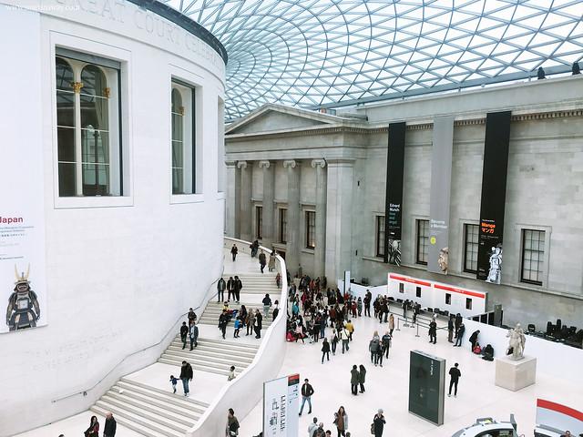 British Museum, Camden