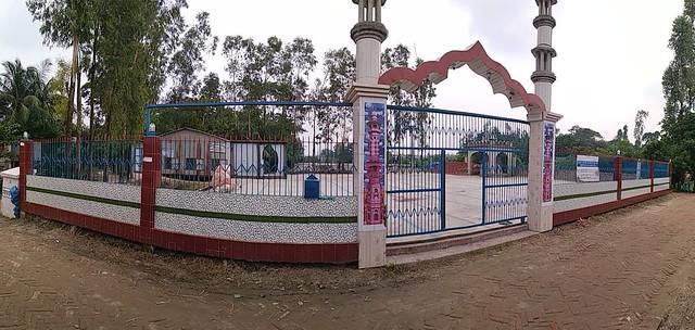 Shyamshiddi-Selamoti Baghbari Moshjid