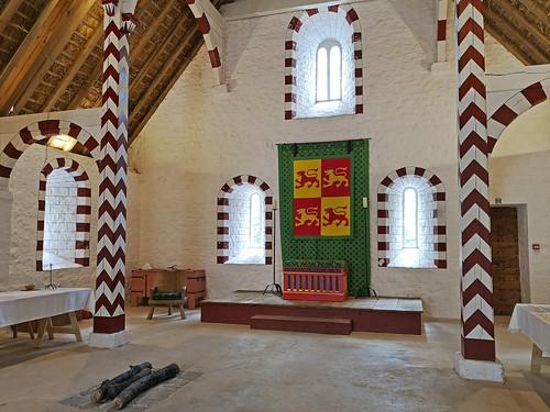 Llywelyn's Court, St Fagans