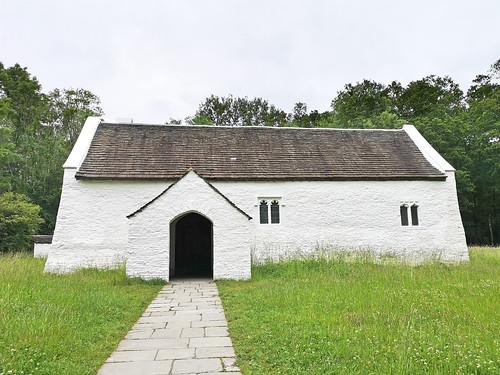 Old church, St Fagans