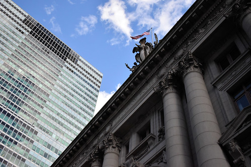 2 Broadway and the Alexander Hamilton Customs House