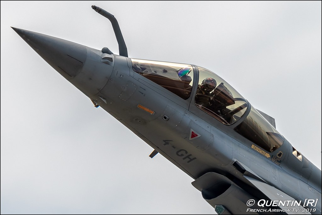 Rafale Solo Display Meeting de l'Air BA-115 Orange 2019 Sigma 500 mm f/4 DG OS HSM Sports Meeting Aerien