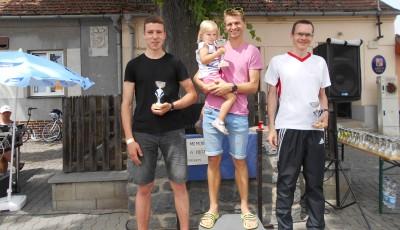 Steiner a Pospíšilová zvítězili ve sluncem rozpálených  Tučapech