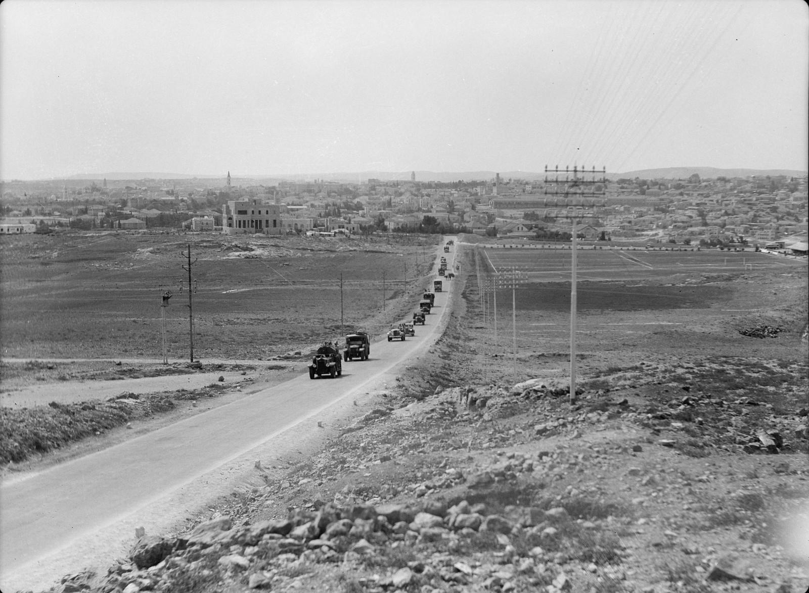 06. Ежедневно в 10.30 конвой Иерусалим-Афула отправляется на север