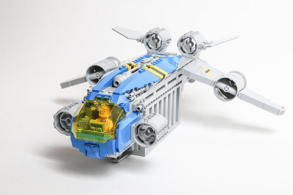 LL-313 Galactic MultiCargo