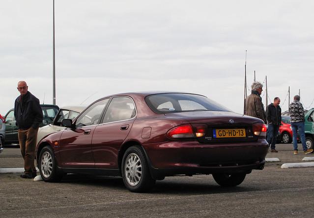 1993 Mazda Xedos 6 2.0i V6 Automatic