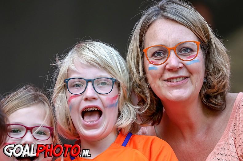 Nederland - Kameroen 15-06-2019