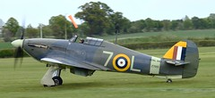 Hawker Sea Hurricane Z7015