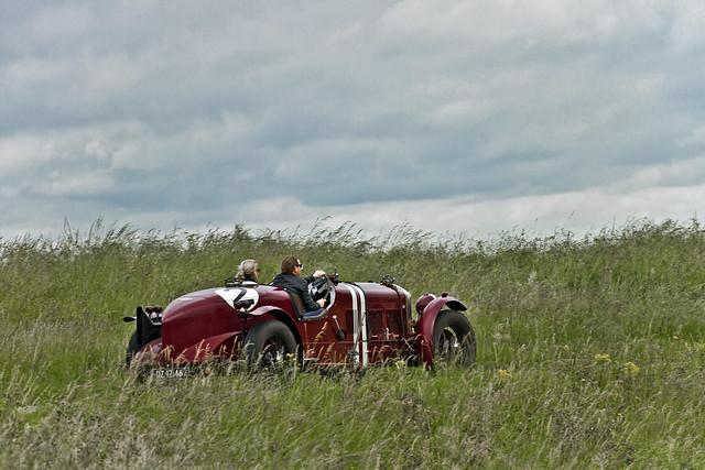 Bentley Open Tourer 1949 (7285)
