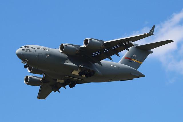 Boeing C-17A Globemaster III  05-5142 USAF
