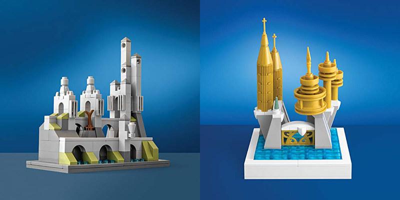 LEGO Castles Preview 3