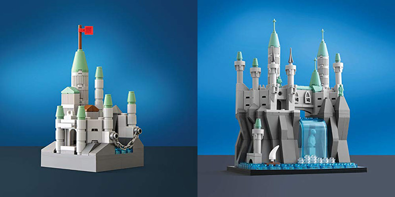 LEGO Castle Preview 1