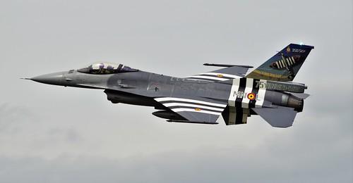 FA-57 F-16AM Belgian Air Force @LMD2019