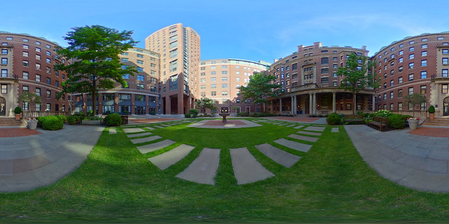 Courtyard of the Quad