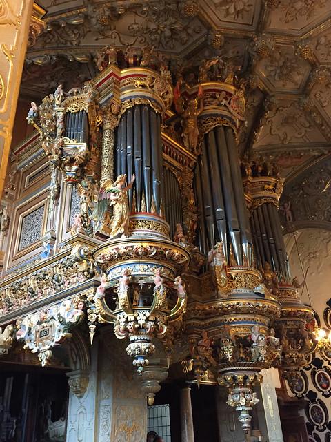 The oldest organ in Denmark