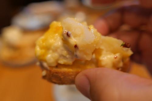 potato salad melt とろけるポテトサラダ