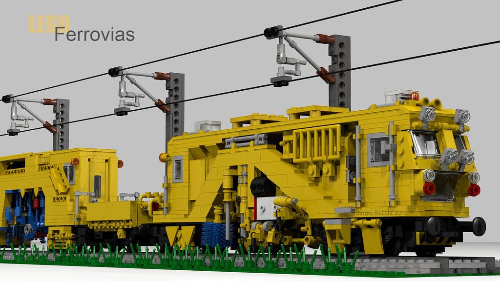 LEGO - Ferrovias