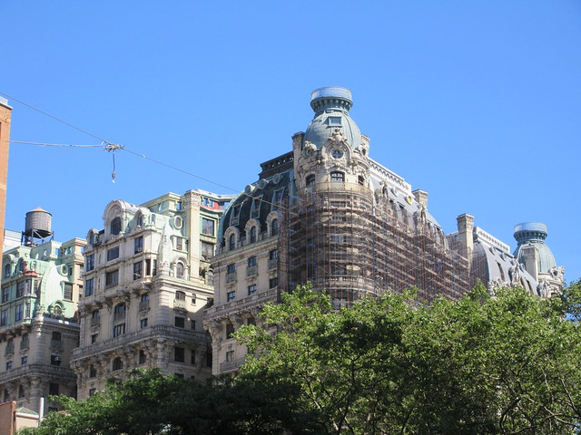 2019 The Ansonia Apartment Building NYC 1405