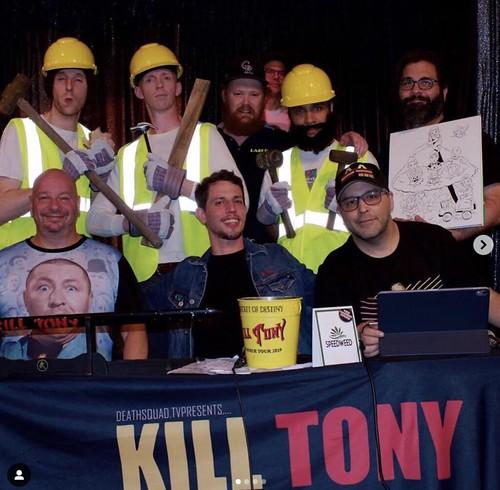 KILL TONY #361