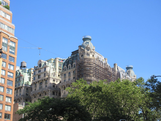 2019 The Ansonia Apartment Building NYC 1404