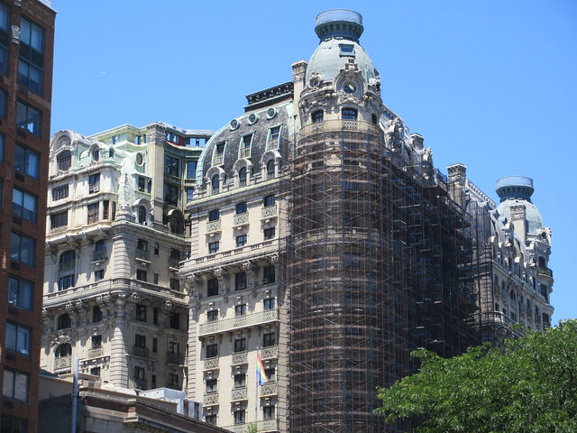 2019 The Ansonia Apartment Building NYC 1619
