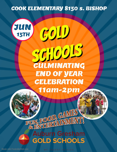 AGGOLD Culminating ISBE Afterschool Event 2019