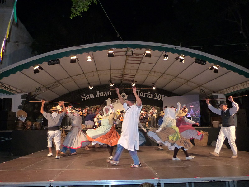 XVI Festival Folclórico de la Agrupación Folclórica Malpaís de La Corona
