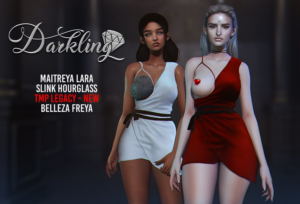 -[ darkling ]- Victoria Dress @Access