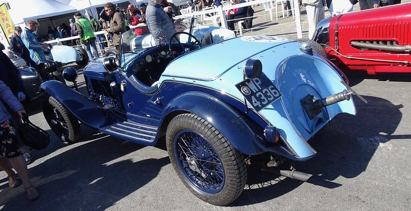 Alfa Romeo 1750 / C6 compresseur Zagato Gran Sport 1932 48069248538_6f11ab7ef6_c