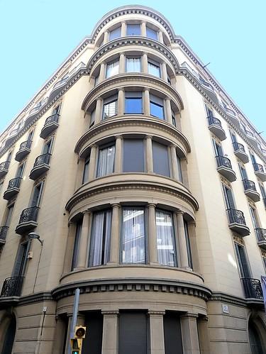 Barcelona - Muntaner 396-400 a