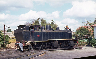 CP E208, Chaves, April 1972