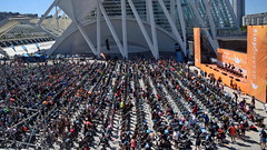 1700 spin bikes meeting in Valencia