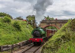 Tanfield Railway 15-6-2019
