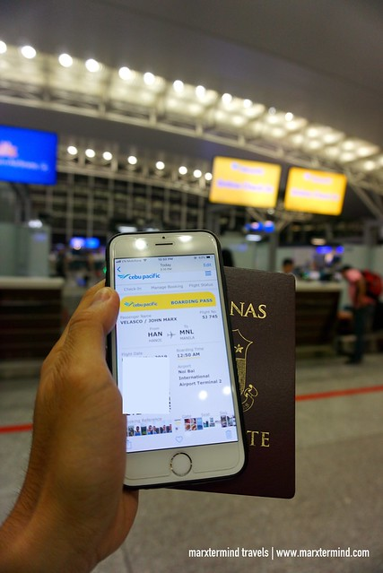 Cebu Pacific Web Check-in Hanoi