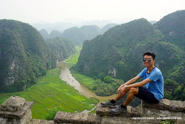 marxtermind at Tam Coc Vietnam