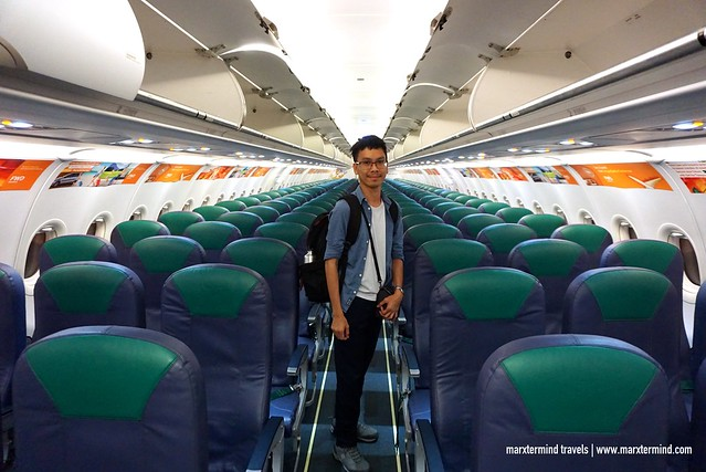 Flight to Hanoi with Cebu Pacific