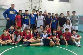 L'Asd Dinamo Basket
