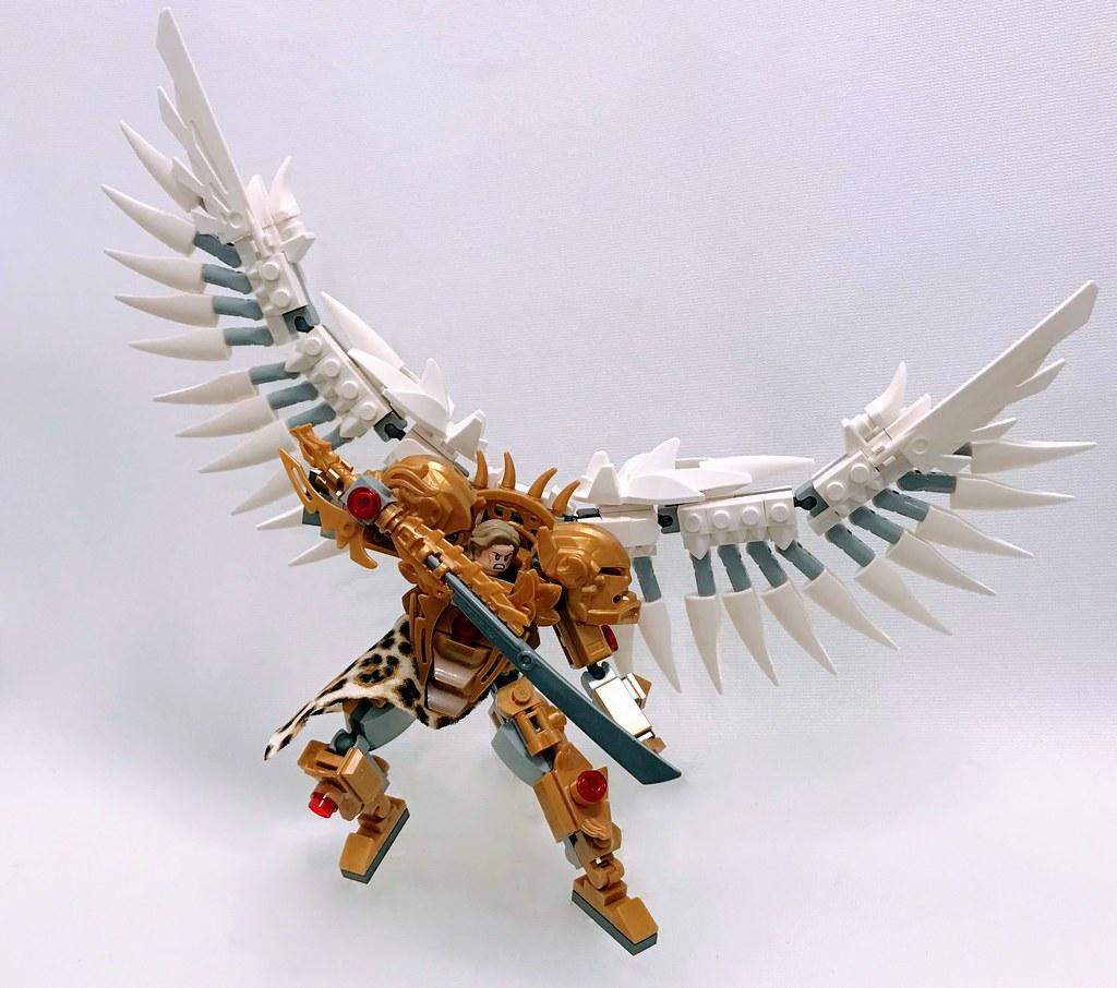 Lego Sanguinius