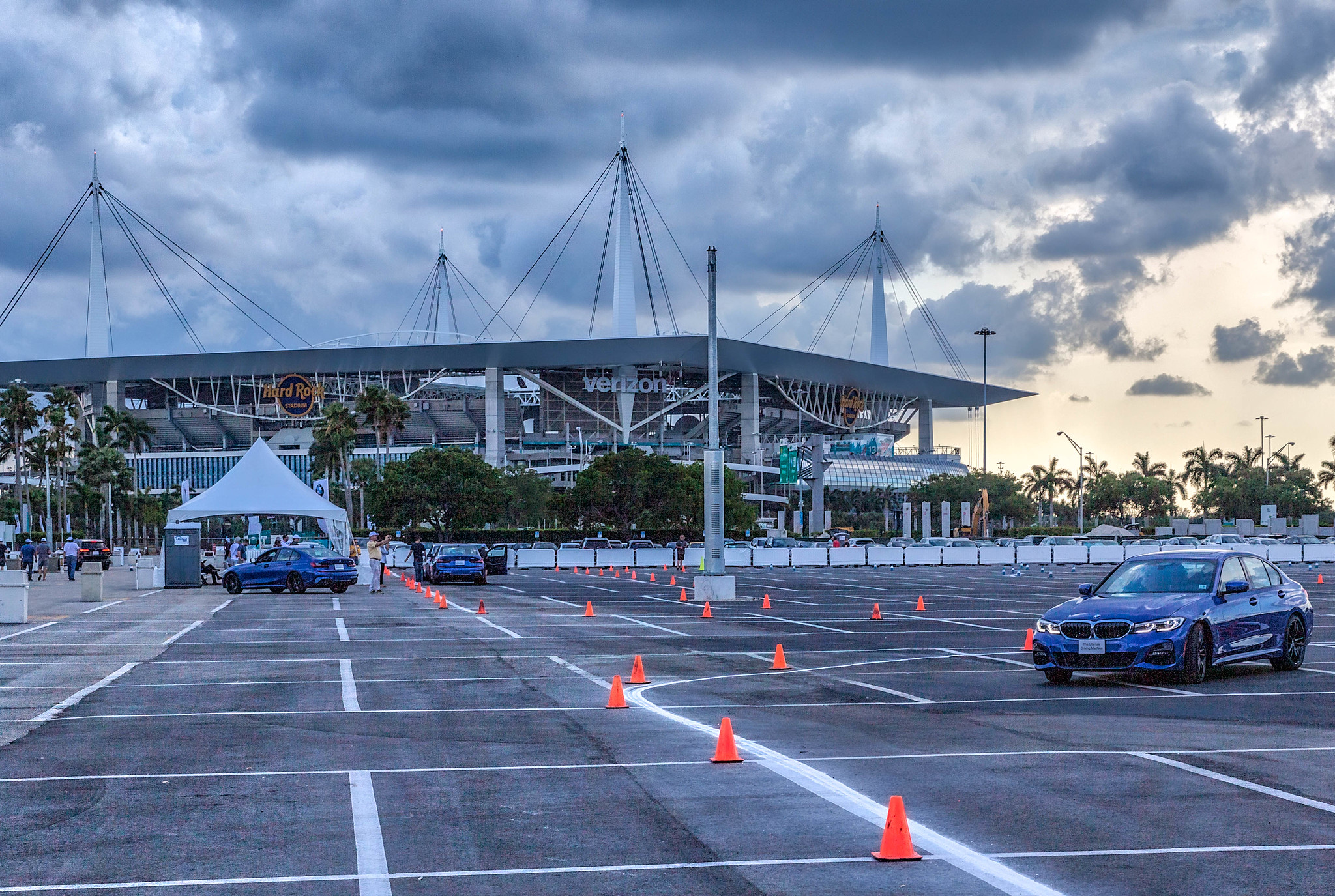 BMW Ultimate Driving Experience 2019 - Miami
