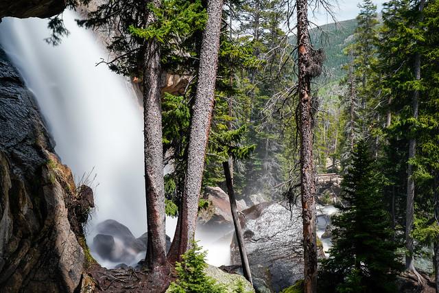 Ouzel Falls - Wild Basin