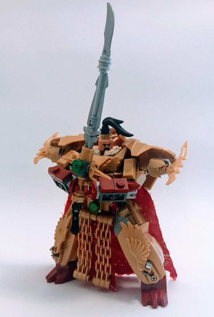 Lego Jaghatai Khan