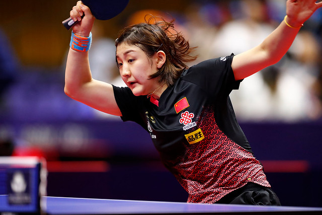 Day 2 - 2019 ITTF World Tour LION Japan Open