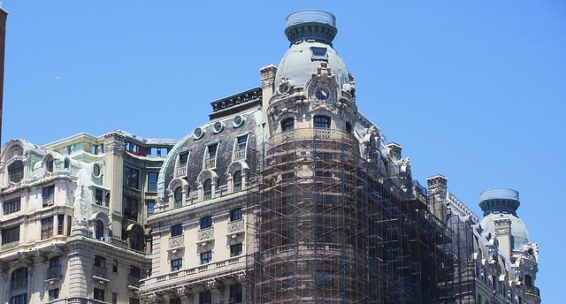 2019 The Ansonia Apartment Building NYC 1619A