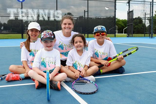 BCC Tennis Camp Quatro