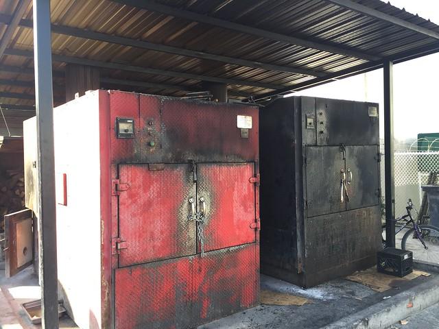 BBQ Pits