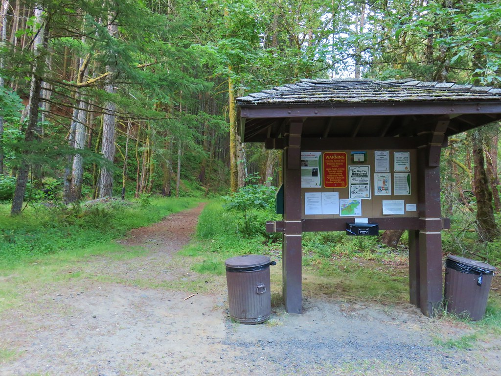 Wyeth Trailhead