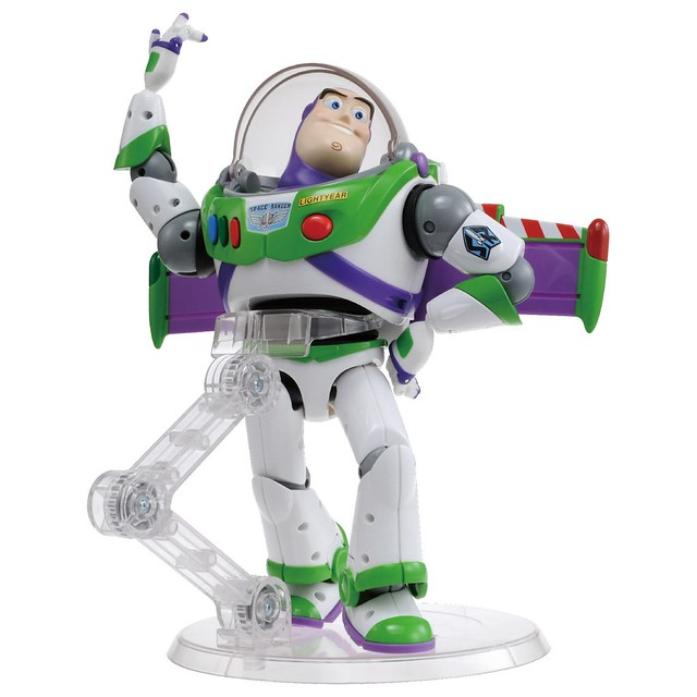 TAKARATOMY 『Real Posing Figure』《玩具總動員4》巴斯光年!トイ・ストーリー4 リアルポージングフィギュア バズ・ライトイヤー