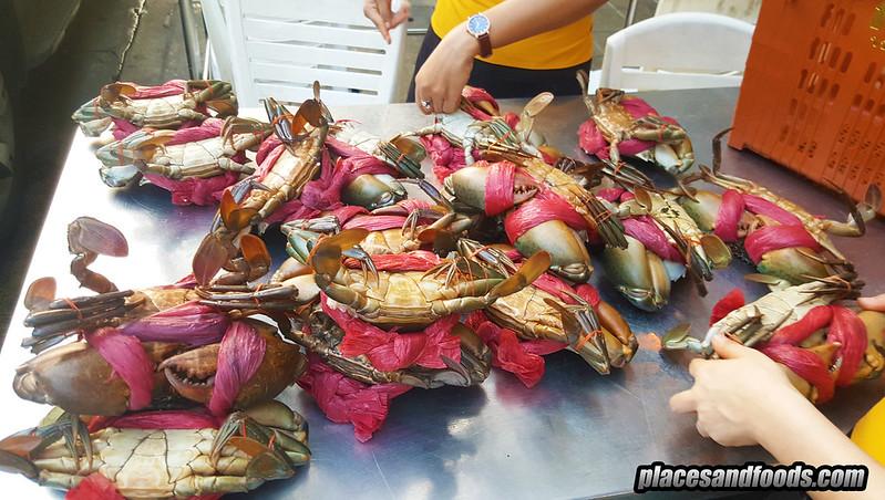 kuang seafood bangkok crab