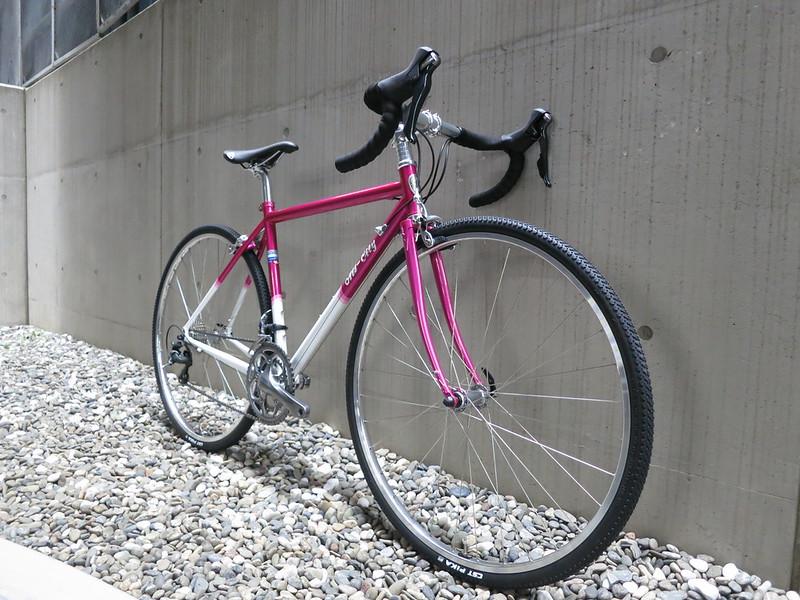 ALL-CITY Mr Pink Tiagra 2